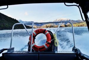 paddle wanaka boat